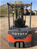 Toyota 7 FB EF 18, 2004, Electric Forklifts