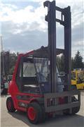 Linde H80D, 1995, Diesel na mga trak