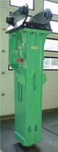 Montabert BRH 501 1100kg 12↔20t Generalüberholt, 2014, Hammers / Breakers