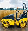Bomag 120, 2012, Twin drum rollers
