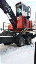 Barko 275, 1993, Knuckle boom loaders