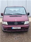 Mercedes-Benz Vito, 1998, Box body