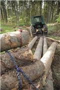 Veriga Lesce FORESTRY PROGRAM, 2019, Baggerketten / Gummiketten