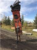 NPK E 210, Hydraulik / Trykluft hammere