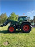 Fendt 412 Vario, 2009, Tractors