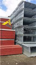Scaffolding Skele impalcatura byggnadsställningar, 2017, Rusztowania