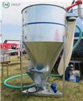 BIN Mixer 1000 kg/Mezclador/Mieszalnik pasz sypkich, 2019, Pašarų maišytuvai-dalytuvai