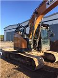 Case CX 145, 2018, Crawler excavators