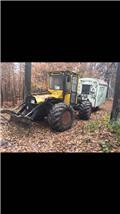 Welte Junior ES90, 1995, Miško traktoriai