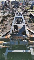 Hooklift TF320, 2008, Ganchos