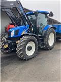 New Holland T 6020 Elite, 2011, Tractors