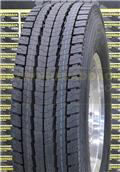 Bridgestone M749 315/80R22.5 M+S 3PMSF däck, 2020, Dæk, hjul og fælge
