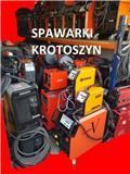 Spawarka Kemppi Mastertig 2300 230A ac/dc, Urządzenia spawalnicze