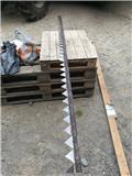 Sampo-Rosenlew 580 puimurin terä, Lisävarusteet ja komponentit