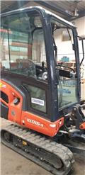 Kubota KX 016-4, 2017, Mini Excavators < 7T (Mini Diggers)