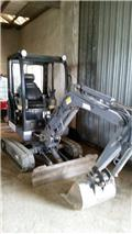 Sunward SWE 17, 2009, Mini excavators < 7t (Mini diggers)