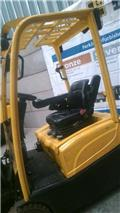Hyster J1.6XNT, 2011, Electric Forklifts