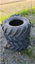 BKT Däck, Tyres, wheels and rims