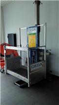 Geda 300 Z, 2006, Hejse- og materialeelevatorer