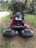 Toro GreensmasterTriflex3420, 2011, Stand on mowers