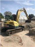 Yanmar SV 100, 2005, Mini Excavators < 7T (Mini Diggers)