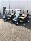 Club Car Precedent, Mga golf carts