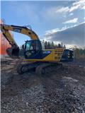 JCB JS 200, 2013, Excavadoras de cadenas