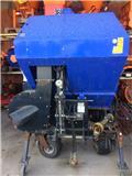 Compact tractor attachment Iseki GLS 1060 / 1260 H * Gras- und Laubsauger * Bj. 201, 2012