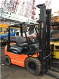Toyota 7 FB MF 30, Electric forklift trucks