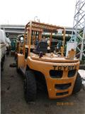 Toyota FG50, 1971, Forklift trucks - others