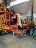 Snorkel A 38 E, 2016, Articulated boom lifts
