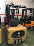 Caterpillar EP 18 KT, 2001, Electric Forklifts