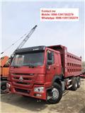 Howo 371  HOWO 375, 2017, Dump Trucks