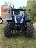 New Holland T 6.165, 2018, Tractores