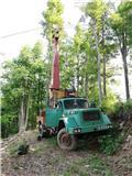 Urus SPECIAL 600-2.5, 1982, Strojevi za sječu stabala