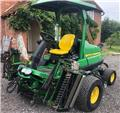 John Deere 8700 A, 2015, Stand on klipper