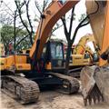 Sany SY 215 C, 2014, Excavadoras de cadenas