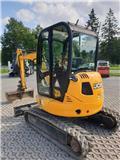 JCB 8030 ZTS, 2012, Mini excavators < 7t (Mini diggers)