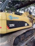 Caterpillar 325 CL, Crawler excavators