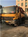 Putzmeister 46 M, Kamionske beton pumpe
