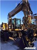 Caterpillar M 313 D, 2015, Wheeled Excavators