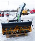 Snöslunga / snöfräs till traktor, Fräsar