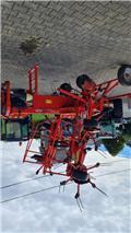Kuhn GF 8501 T، 2008، مكابس وميبسات التبن