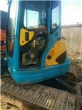 Kubota 161, Crawler Excavators