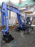 Mitsubishi MM30CR, 2005, Mini Excavators <7t (Mini Diggers)