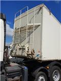 United trailers walking floor trailer, 2003, Remorci basculante