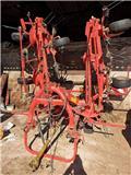 KHUN GF8702, 2012, Rastrilladoras y rastrilladoras giratorias