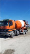 Mercedes-Benz Actros 3240, 2002, Concrete Trucks