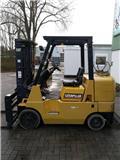 Caterpillar GC40K Heftruck, LPG heftrucks, Laden en lossen