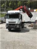 Iveco Trakker 450, 2007, Tovornjaki z žerjavom